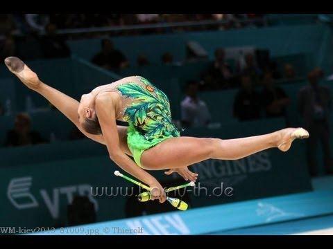 Picture of Sports Hero: Margarita Mamun