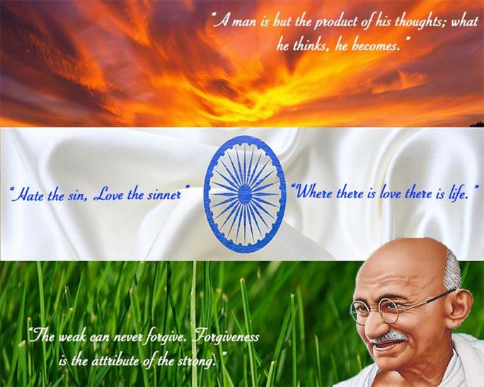 Picture of Gandhi the Great by Jorge of Kentucky