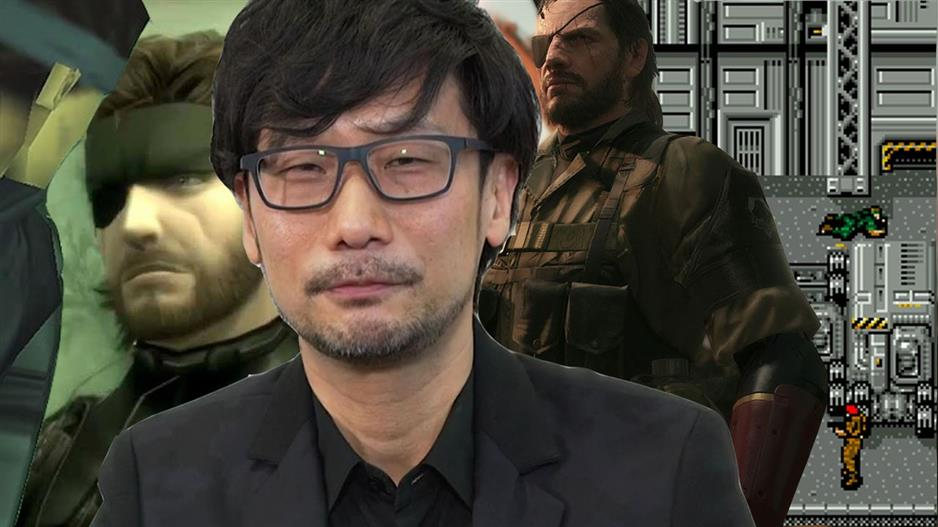 Picture of Hideo Kojima by Tyler Finneke from United States