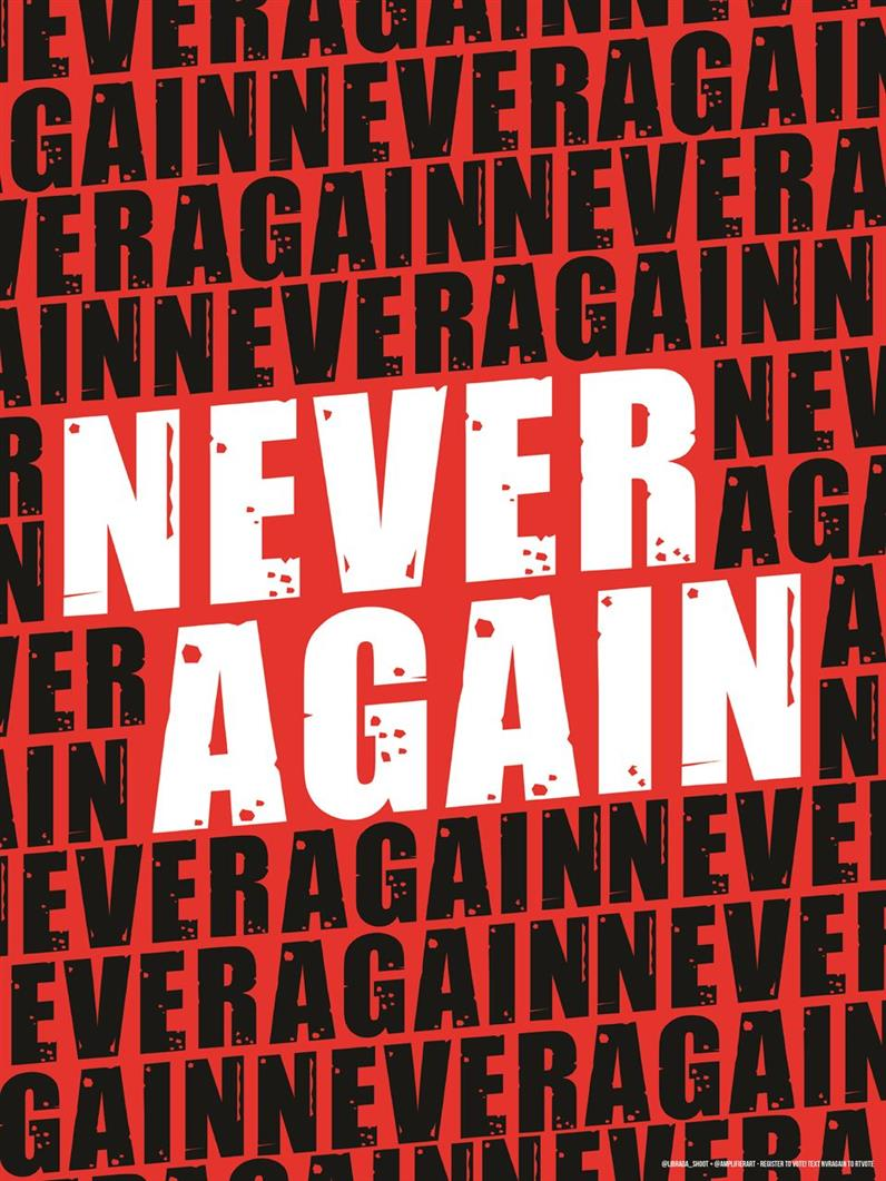 Picture of Never Again by Chanelle Librada Reyes /Amplifier