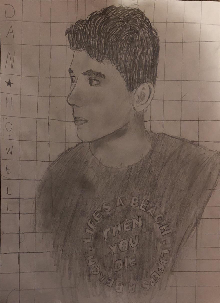Picture of Daniel Howell by Paris Klemz from Kentucky, USA