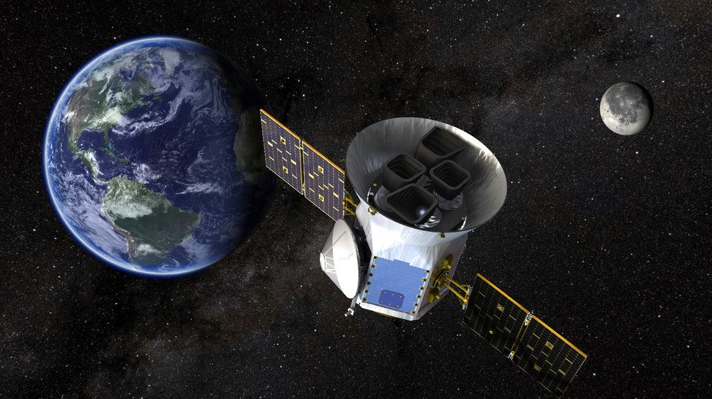Picture of NASA spacecraft aims to put mystery planets on galactic map