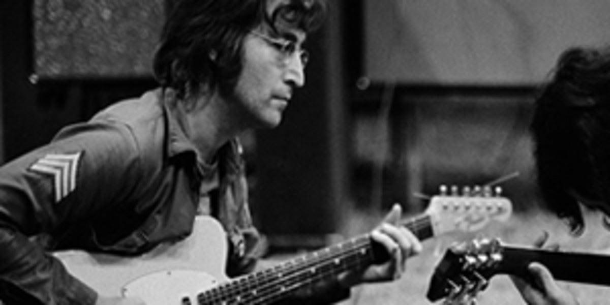 John Lennon My Hero