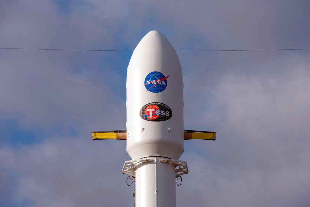 Picture of Take 2 for launch of NASA planet-hunting spacecraft