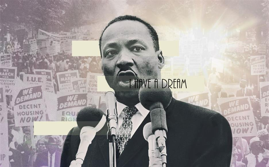 Picture of Martin Luther King Jr by Maddie of Germantown