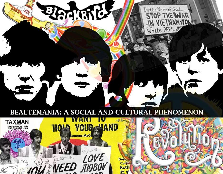 Picture of Beatlemania: A Social and Cultural Phenomenon