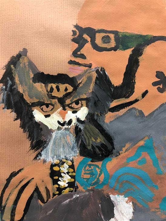 Stories of heroic animals my hero for Jackson cat whisperer