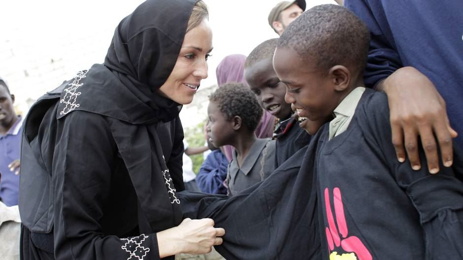 Picture of Amanda Lindhout: Survivor and Influencer
