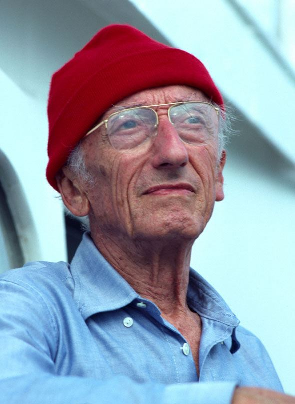 Picture of Jacques Cousteau