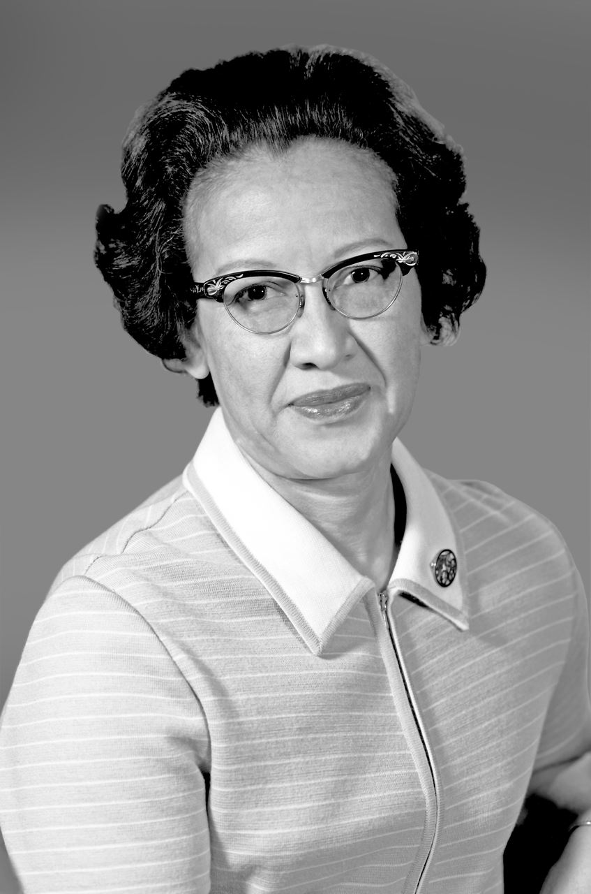 Picture of The Hardworking and Fearless Katherine Johnson