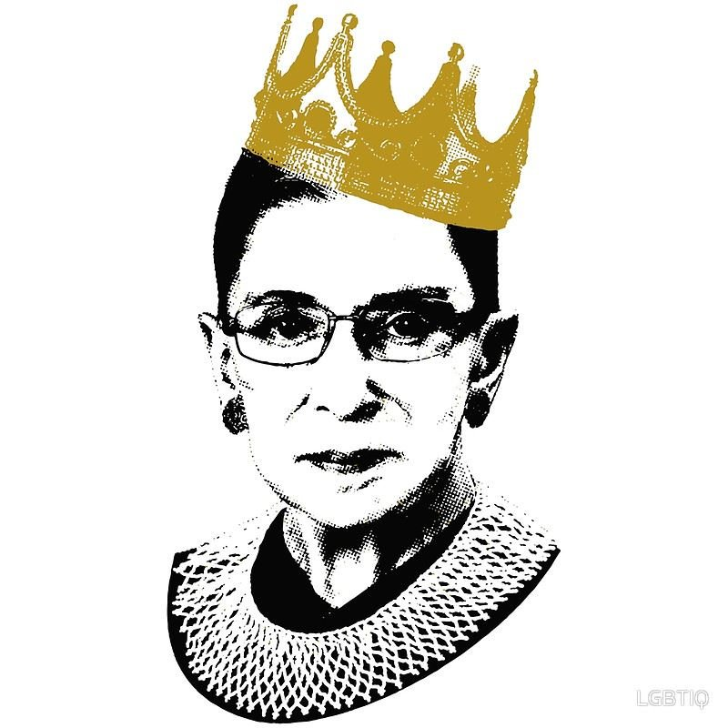 Picture of Heroically Notorious R.B.G