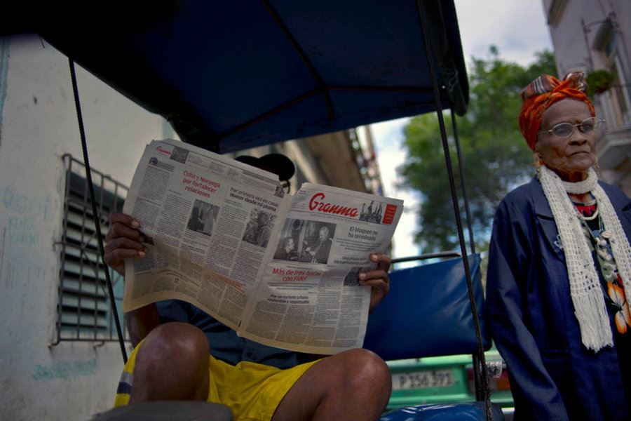 Picture of Cuba loosens grip on media, allows for more independent reporting