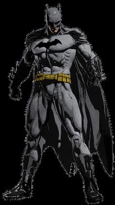 Batman My Hero