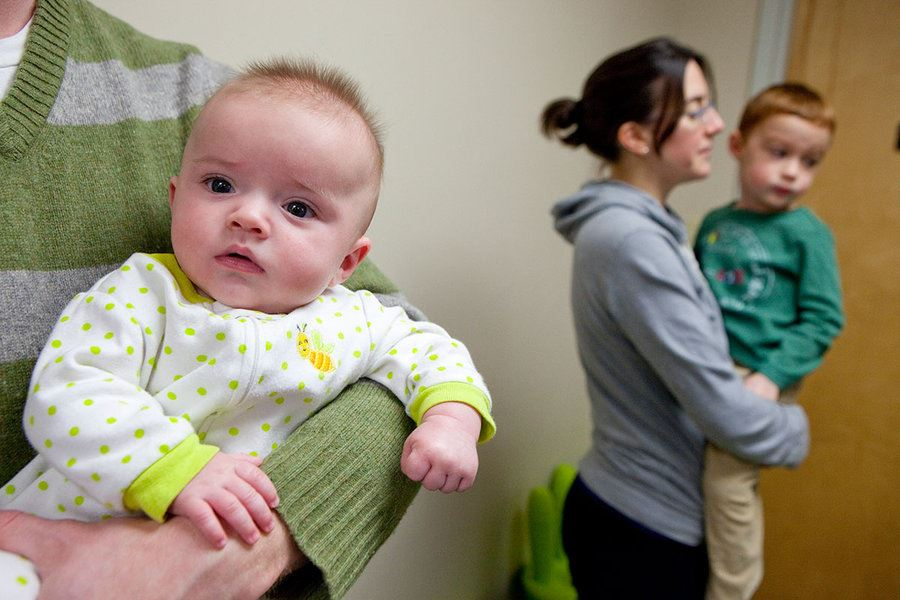Picture of Paid family leave: While US lags behind, more states set policies