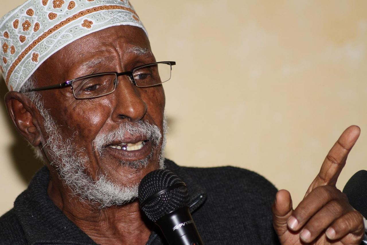 Picture of Hadraawi (Mohamed Ibrahim Warsame)