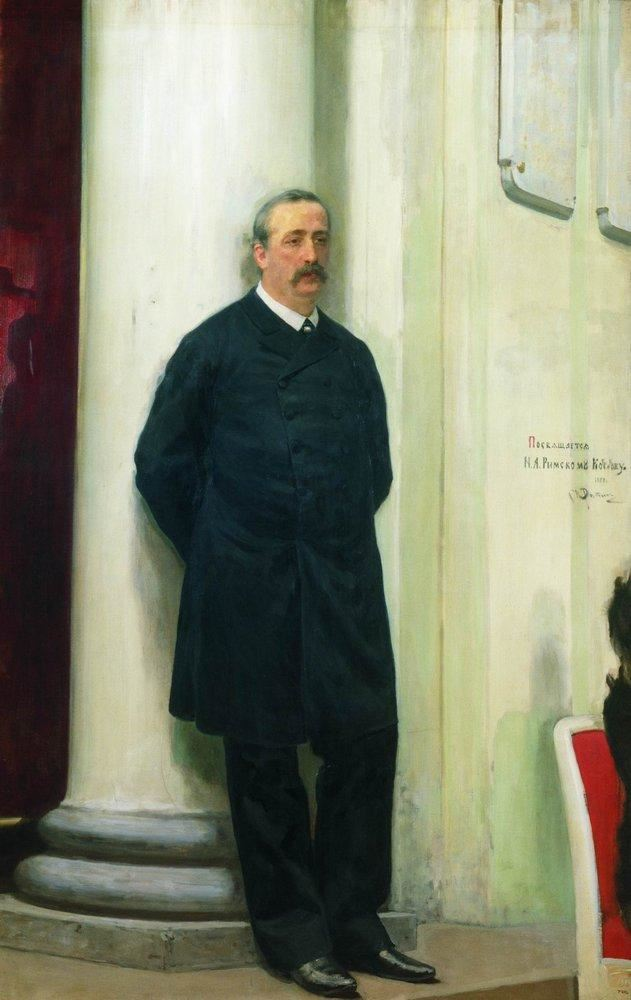 Picture of Alexander Borodin