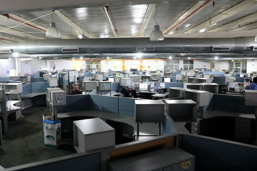 Picture of Venezuela's last independent newspaper struggles to continue publishing