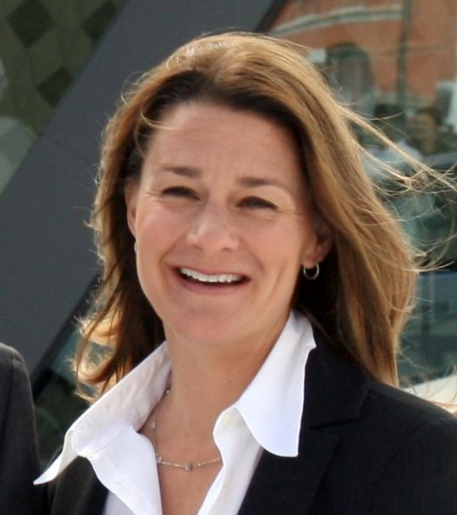 Picture of Melinda Gates