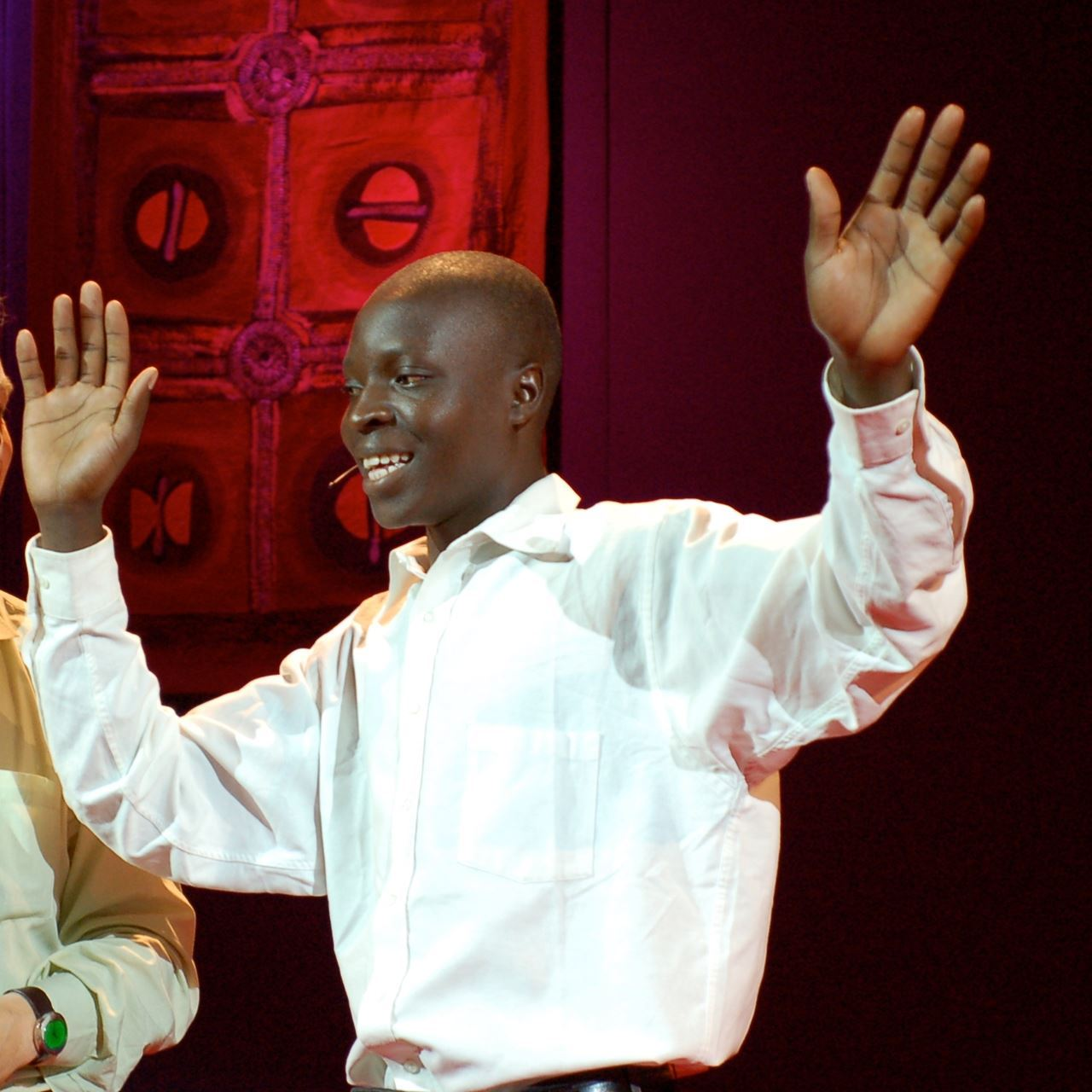 Erik (HASH) Hersman from Orlando (William Kamkwamba) [CC BY 2.0], via Wikimedia Commons