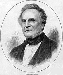 Picture of Charles Babbage