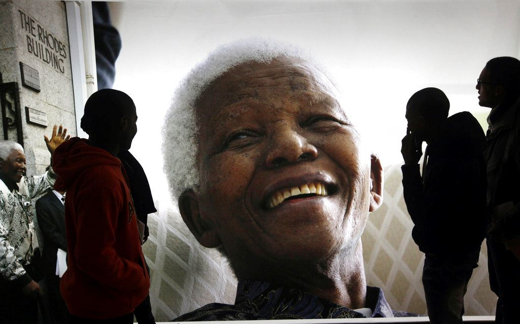 Picture of Mandela: A life of soaring symbolism, now harnessed by UN