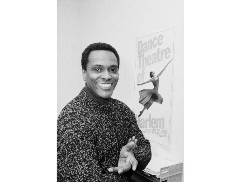 Picture of Arthur Mitchell, pioneering black ballet dancer, dies at 84