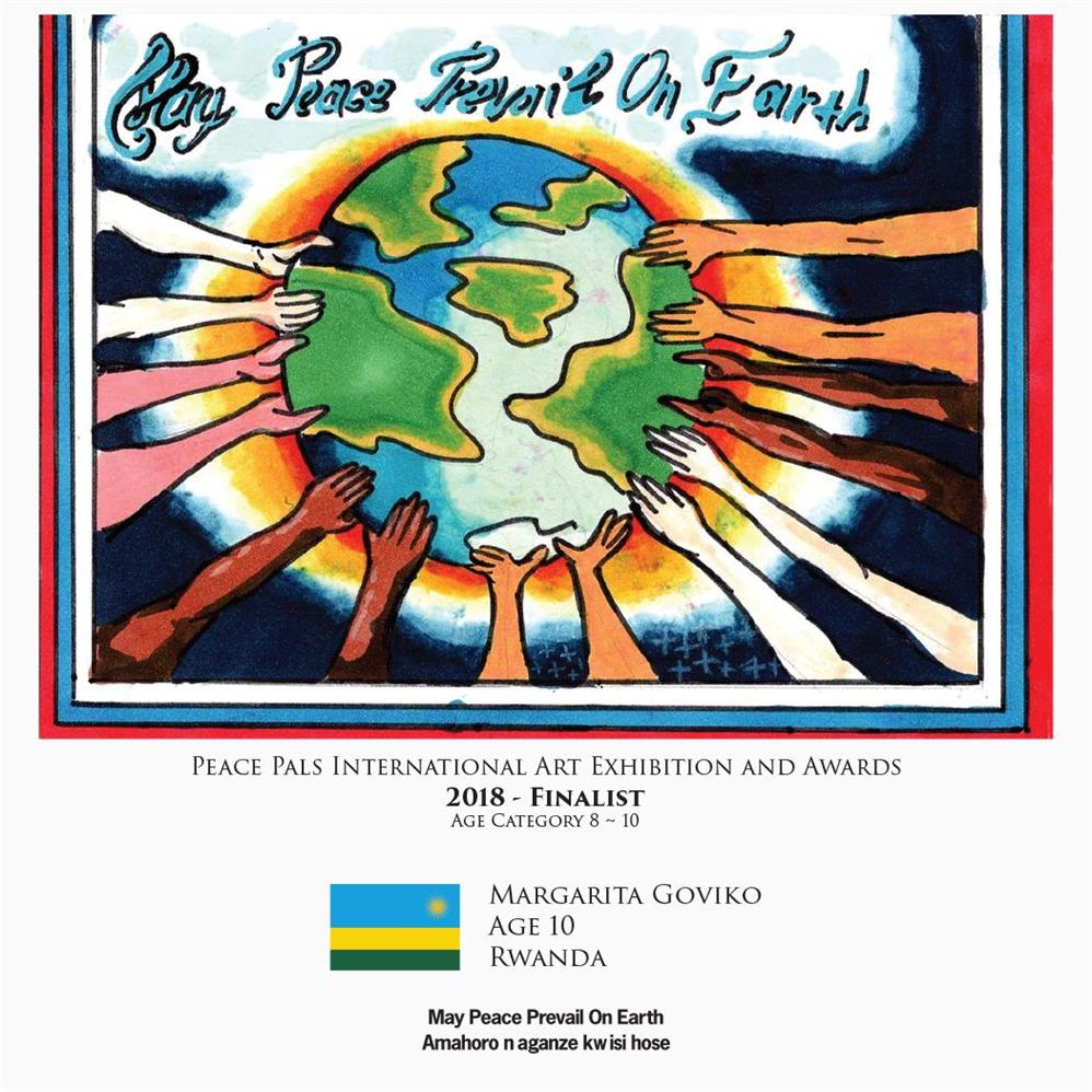 Picture of May peace Prevail on Earth by Margarita Goviko