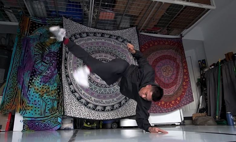 Picture of Nico Castro: The Next American B-boy