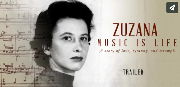 Picture of Zuzana: Music is Life (Trailer)