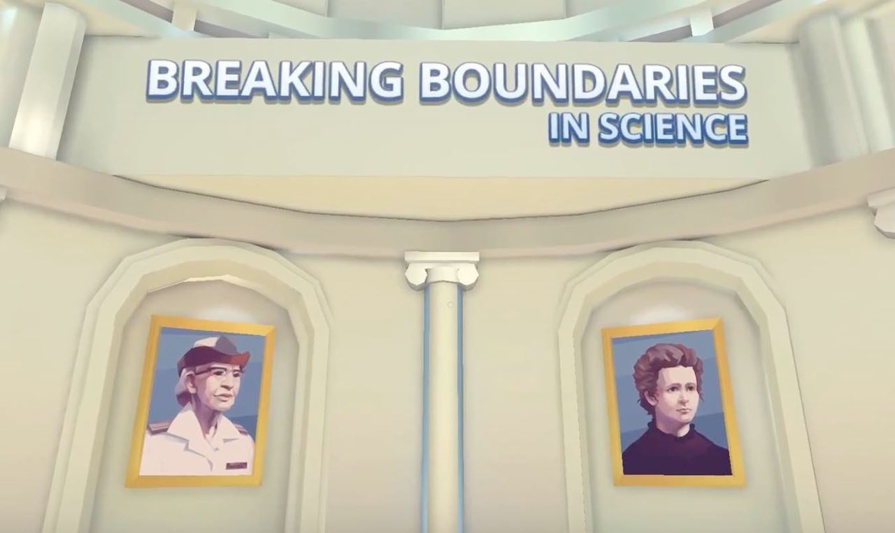 Picture of Breaking Boundaries in Science VR