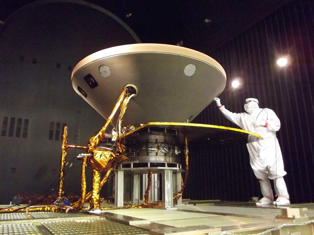 Picture of Mars revisited: NASA spacecraft days away from risky landing