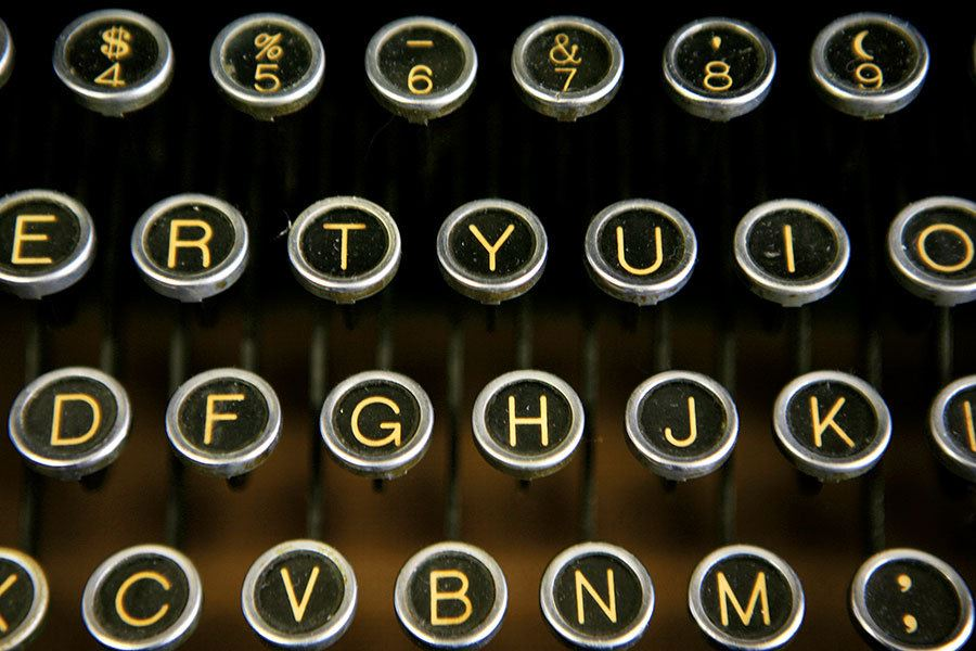 Picture of Back in touch with typing