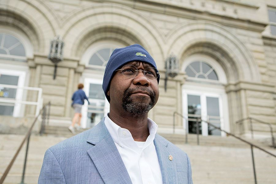 Picture of How a refugee turned mayor seeks to transcend politics of divisiveness