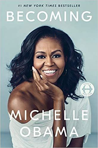 From the MY HERO Library | Becoming, by Michelle Obama
