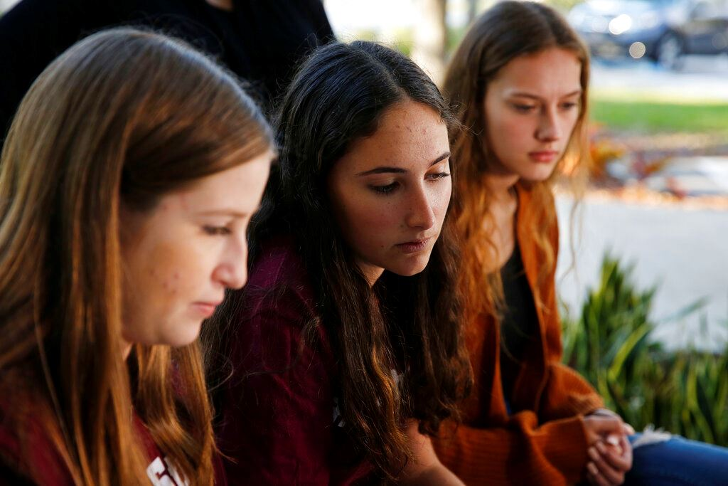 Picture of 'I still weep': Parkland survivors write book on shooting