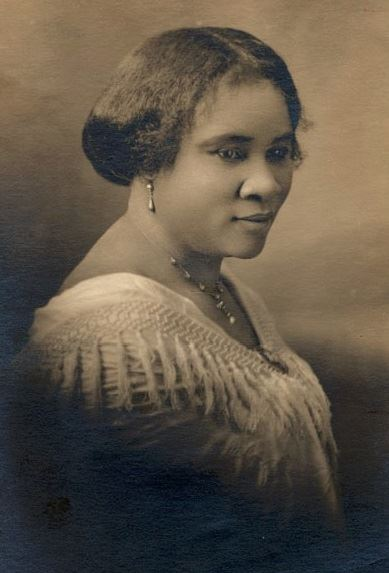 Picture of Madam C.J. Walker