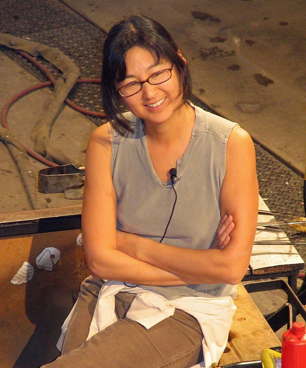 Picture of Maya Lin