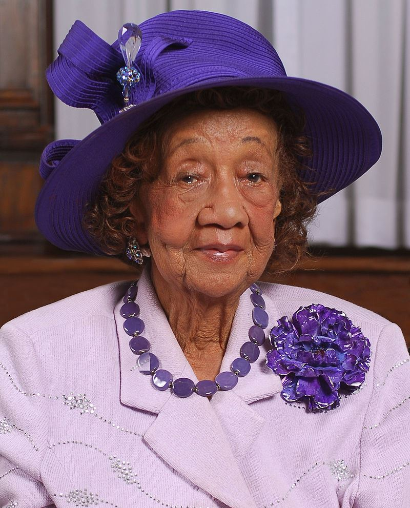 Picture of Dorothy Height