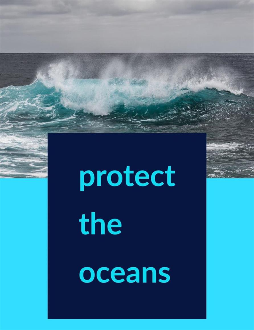 Picture of Protect the oceans by Flird