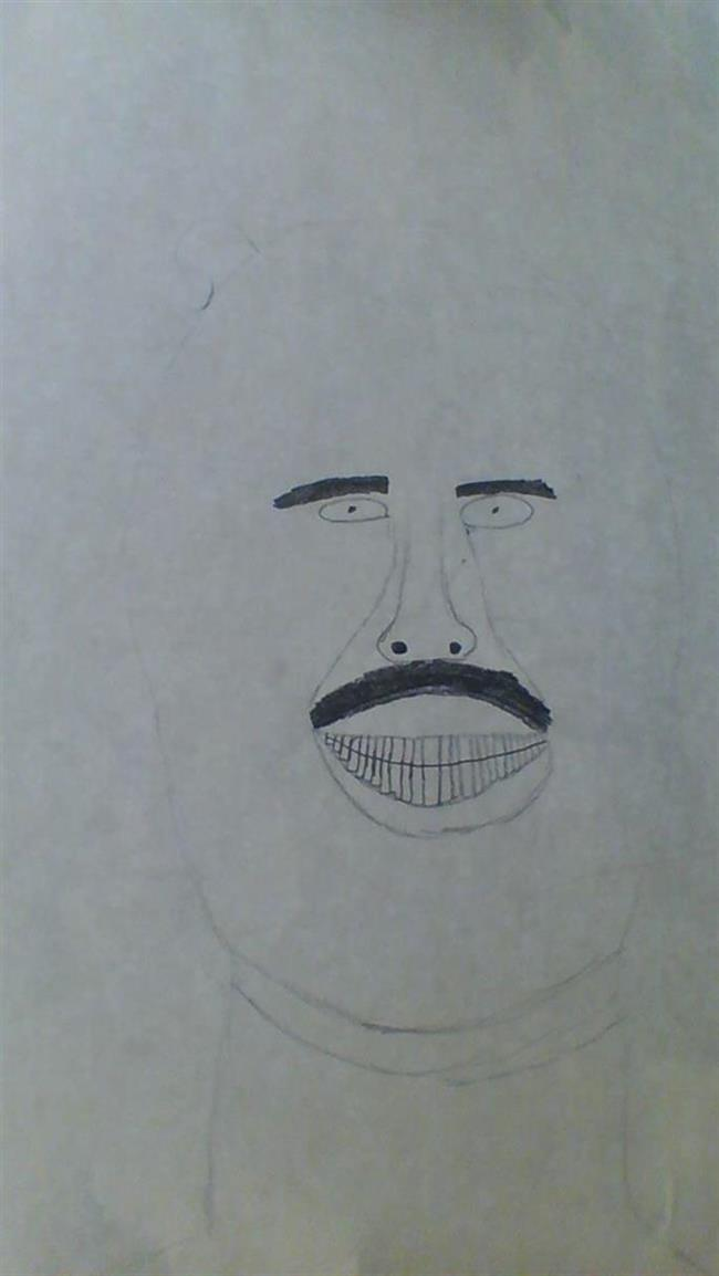 Picture of Steve Harvey by Kaden Miller