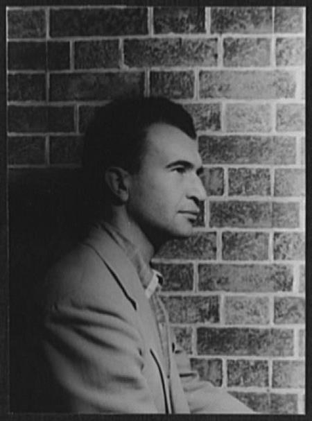 Picture of Dave Brubeck, photo by Carl Van Vechten