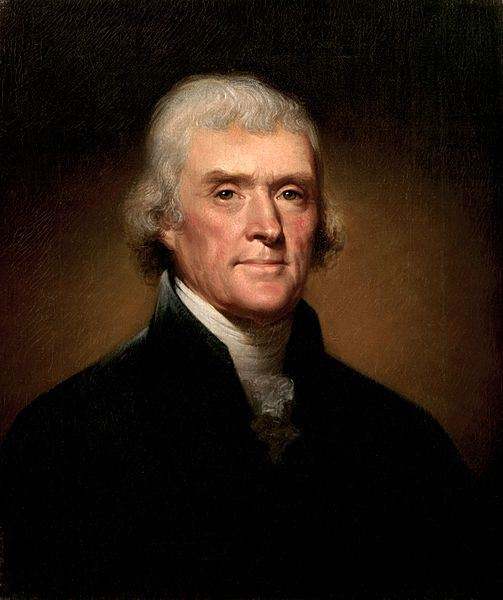 Picture of Thomas Jefferson