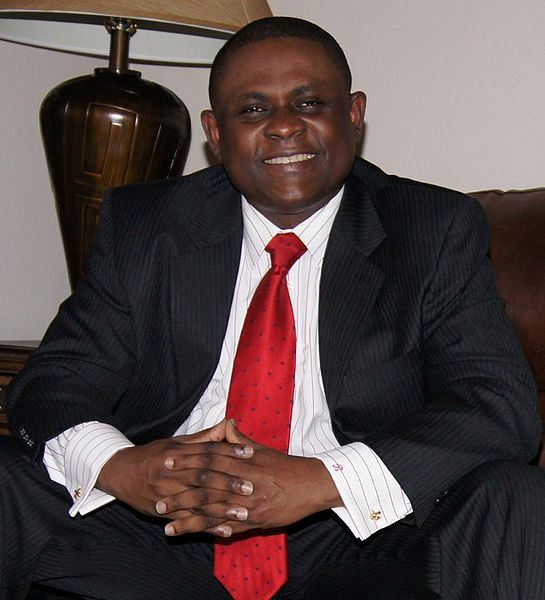 Picture of Bennet Omalu