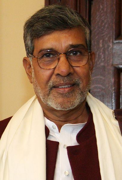 Picture of Kailash Satyarthi