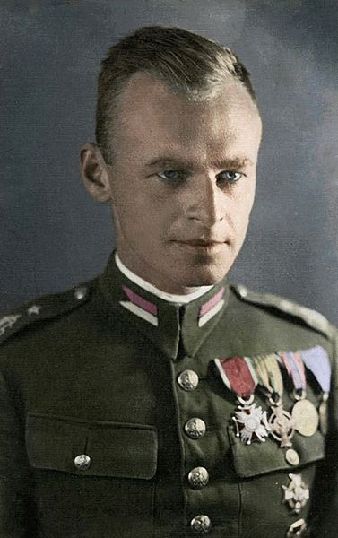 Picture of Witold Pilecki