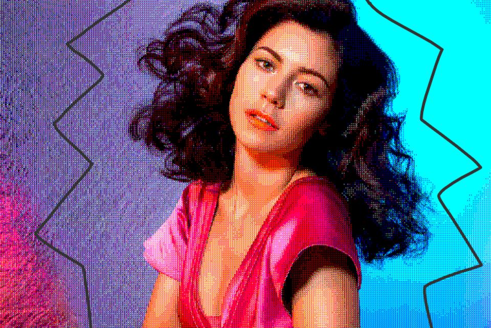 Marina Diamandis My Hero