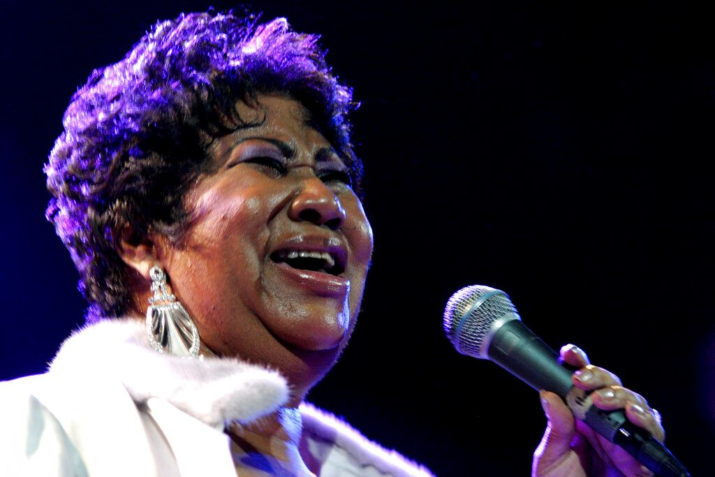 Picture of Aretha Franklin makes history with posthumous Pulitzer win