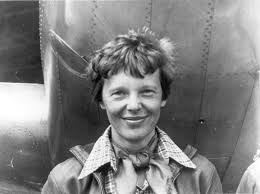 Picture of Amelia Earhart