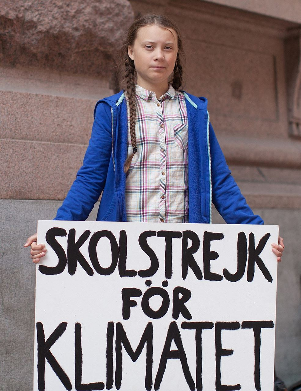 Picture of Greta Thunberg