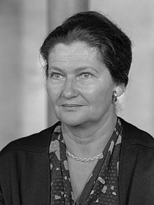 Picture of Simone Veil